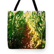 The Corn Maze #2 Tote Bag