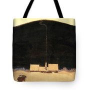 The Cottage At The Foot Of The Mountain - Digital Remastered Edition Tote Bag