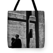 The Couple No.1 In A Series Tote Bag