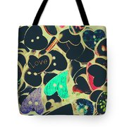 The Craft Of Love Tote Bag