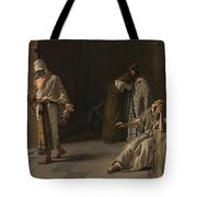 The Departure Of The Lost Son  Tote Bag