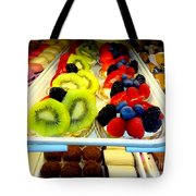 The Dessert Trays Tote Bag
