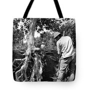 The Dig Replants A Tree Tote Bag