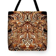 The Divine Chariot Tote Bag