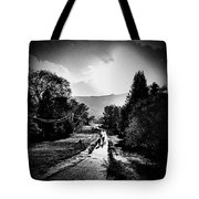 The Dog Walkers Tote Bag
