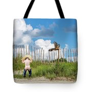 The Early Bird... Tote Bag