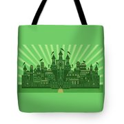 The Emerald City Tote Bag
