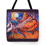 The Endless Dance Tote Bag by Jeremy Holton