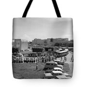 The  Event Arrrivals Tote Bag