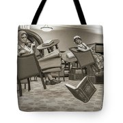 The Fairytale Book Tote Bag