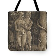 The Fall Of Mankind, 1511  Tote Bag