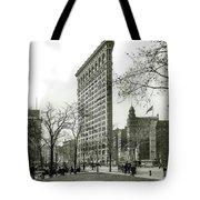 The Flatiron Building 1903 Tote Bag