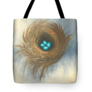 The Four Sisters Tote Bag