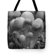 The Funghi Family Tote Bag