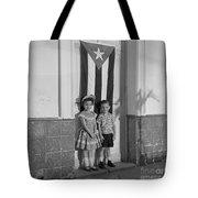 The Future Cuba Tote Bag