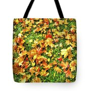 The Golden Grove.  Tote Bag