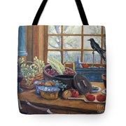 The Good Harvest Country Kitchen By Richard Pranke Tote Bag
