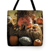 The Gords Are Ready For Autumn Tote Bag by Jeff Folger