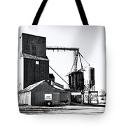The Grain Elevator Tote Bag