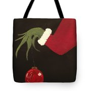 The Grinch Tote Bag