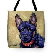 The Guard Dog Tote Bag