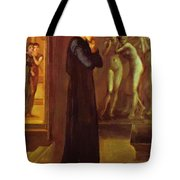 The Heart Desires The Pygmalion Series 1870 Tote Bag