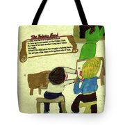 The Helping Hand Tote Bag