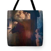 The Hermit 1884 Tote Bag