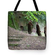 The Hermit's Cave Tote Bag