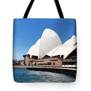 The Iconic Sydney Opera House.  Tote Bag