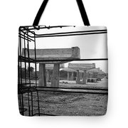 The Iron Substructure Tote Bag