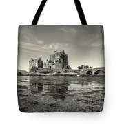 The Island Castle Tote Bag