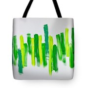 The Kingdom Of Green Tote Bag