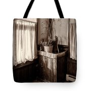 The Kitchen Water Pump Tote Bag