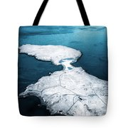 The Land Of Solitude Tote Bag