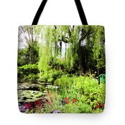 The Lily Pond Trail Tote Bag