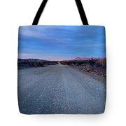 The Long Dirt Road Tote Bag