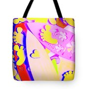 The Love Wave Tote Bag