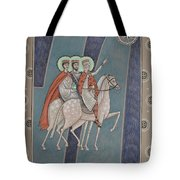 The Magi On Their Way Tote Bag