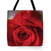 The Magic Of Roses Tote Bag