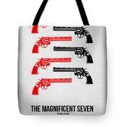 The Magnificent Seven Tote Bag
