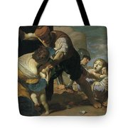 The Massacre Of The Innocents  After       Tote Bag