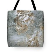 The Miracle Of The Sacred Belt  Rec  Tote Bag