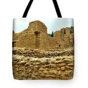 The Mission At Jemez Springs Tote Bag