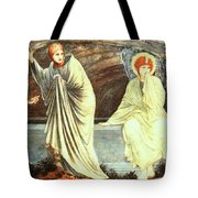 The Morning Of The Resurrection 1882 Tote Bag
