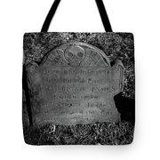 The Mortal Part Tote Bag