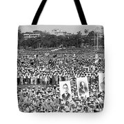 The Move East Tote Bag