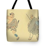 The Narrow Road To The Deep North Tote Bag