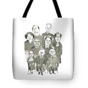The New Supreme Court Tote Bag