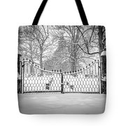 The North Gates Tote Bag by Kendall McKernon
